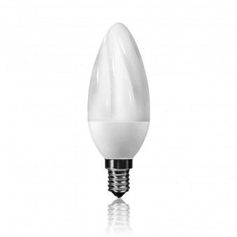Luxram Extra Mini Supreme Candle Twisted E14 9W 2700K