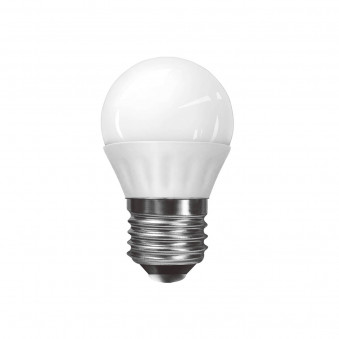 Luxram SMD LED Ball E27 230V 3.5W Warmwhite