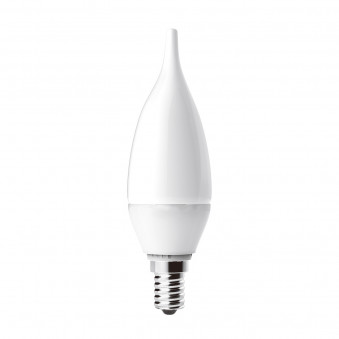 Luxram Valueplus LED Candle Tip E14 230V 4W WarmWhite 350lm