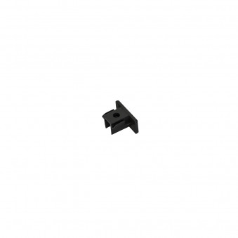 1-circuit end cap black