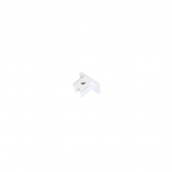 1-circuit end cap white