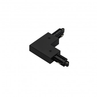 1-circuit L type connector black O