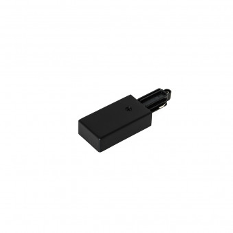 1-circuit power connector left black