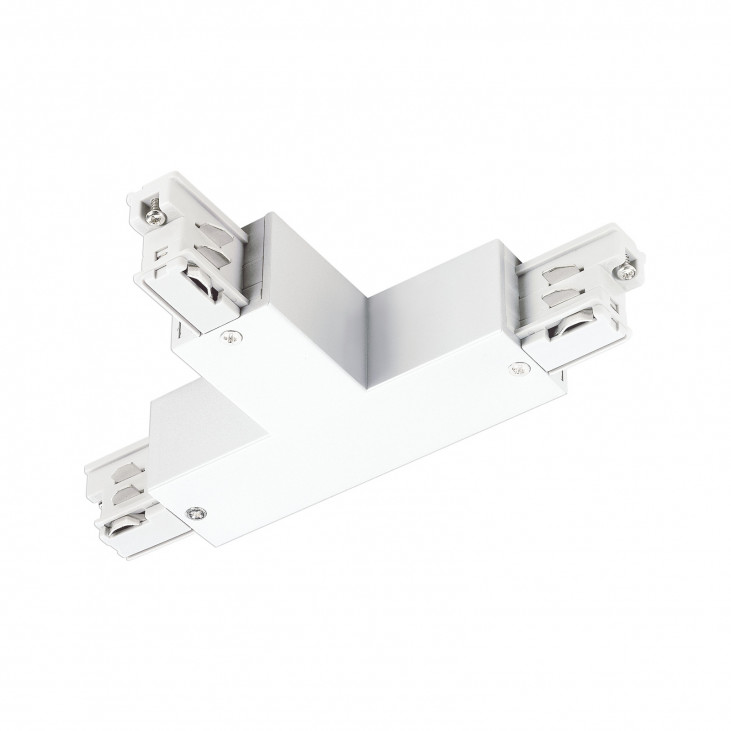 3-CT-A Type T - left connector - white