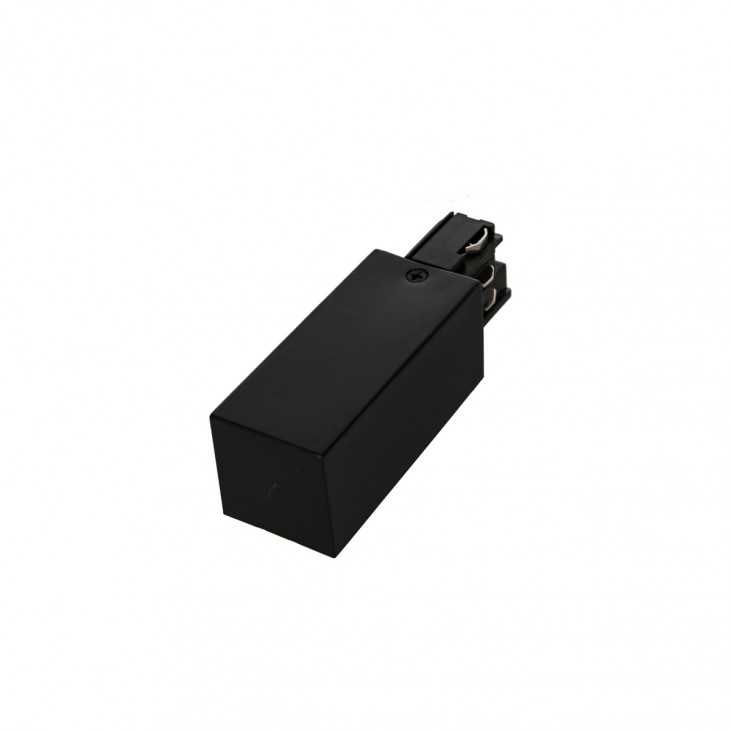 3-CT-A Power connector left - black